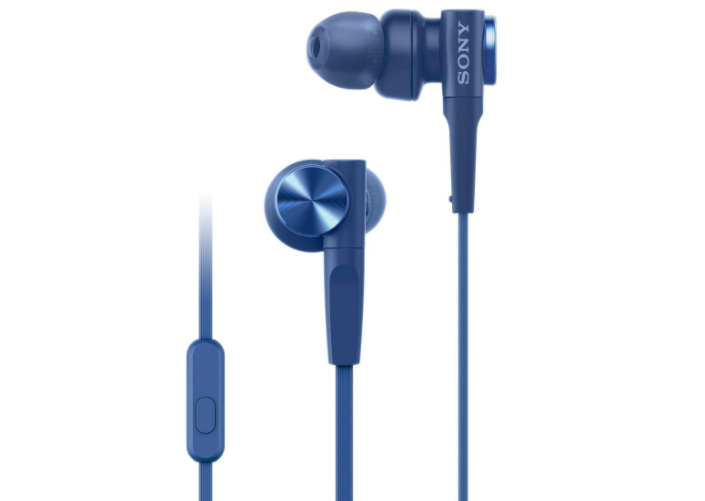 Sony MDR-XB55AP Wired Extra Bass in-Ear Headphones