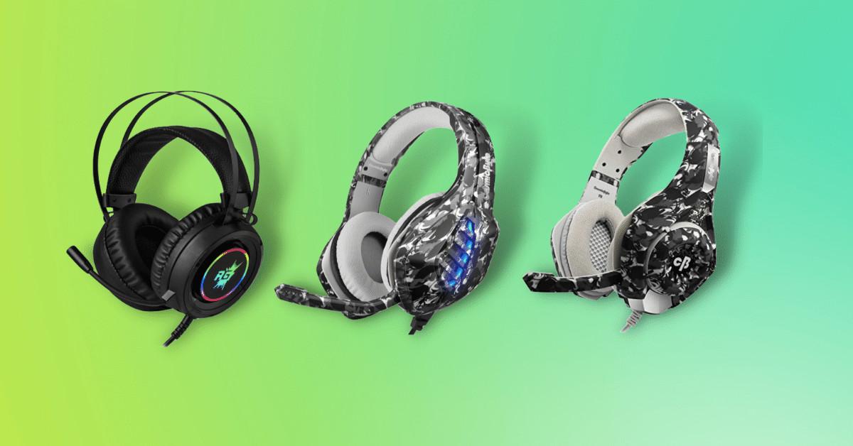 3 Best Gaming Headphones for Mobile under 1000